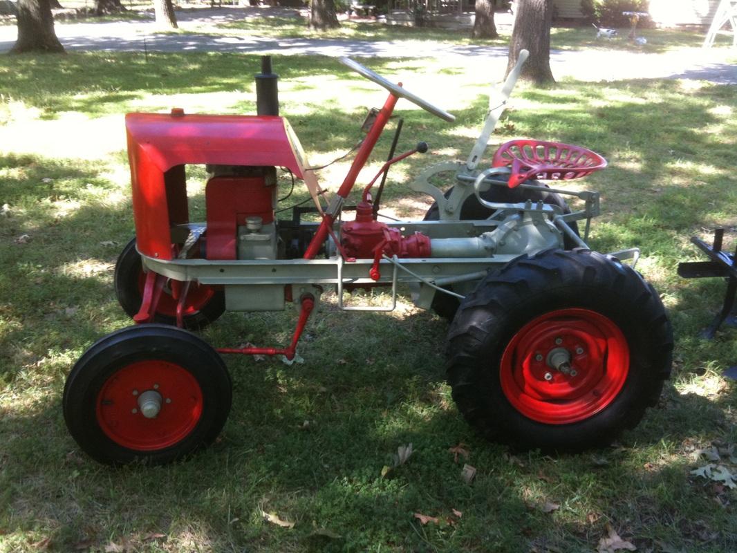 Garden Tractor Accessories For Your Garden : Our garden tractors rare